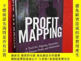二手書博民逛書店Profit罕見Mapping : A Tool for Ali