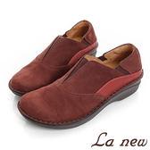 【La new outlet】飛彈系列 超輕量手縫休閒鞋(女222026655)
