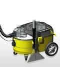 【中彰投電器】SANCOS地毯清洗機,3530W【全館刷卡分期+免運費】高效率過濾系統~