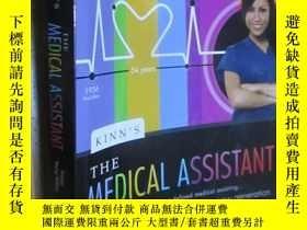 二手書博民逛書店PROCEDURE罕見CHECKLISTS MANUAL for Kinn s The Medical Assis