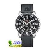 [美國直購 ShopUSA] 手錶 Luminox Navy SEAL Colormark Chronograph Black Dial stainless Steel Mens Watch 3181 $15359