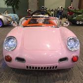 兒童玩具車 兒童電動車四輪跑車可坐人小孩搖擺1-3-4-5歲寶寶玩具帶遙控汽車 MKS薇薇