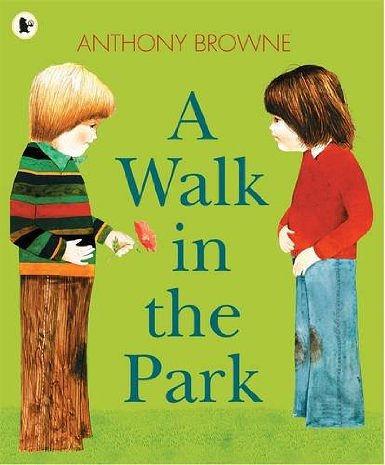 【麥克書店】A WALK IN THE PARK / 英文繪本