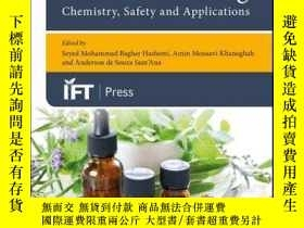 二手書博民逛書店Essential罕見Oils in Food Processing: Chemistry, Safety and