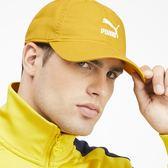 Puma 黃 刺繡logo 棒球帽 老帽 可調 男女皆可戴 (布魯克林) 02148413