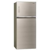 Panasonic國際牌422公升雙門變頻冰箱NR-B429TG-N翡翠金