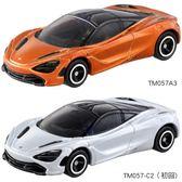 TOMICA 多美小汽車NO.057 麥拉倫720S+初回(2台一起賣)_TM057A3+TM057-C2