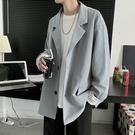 休閒小西裝男外套帥氣秋季2020新款網紅同款韓版潮流痞帥上衣春秋 黛尼時尚精品