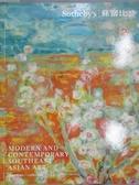 【書寶二手書T1/收藏_YHD】蘇富比_Modern and…Asian Art_2019/4/1