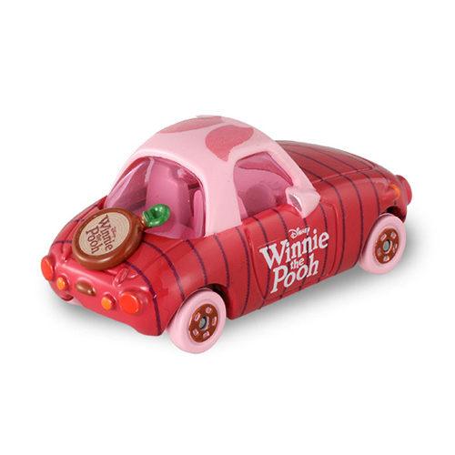 TOMICA 多美小汽車 迪士尼 小熊維尼 小豬車 【鯊玩具Toy Shark】