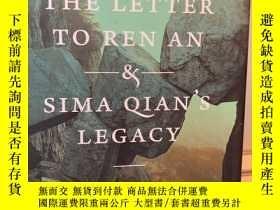 二手書博民逛書店The罕見Letter to Ren An and Sima Q