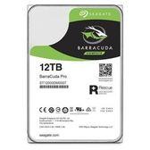 【綠蔭-免運】Seagate新梭魚BarraCuda Pro 12TB 3.5吋 7200轉桌上型硬碟(ST12000DM0007)