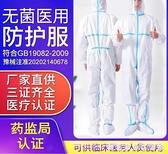 一次性用防護服隔離衣坐飛機用療連體全身防護服式防飛沫病毒 創意家居