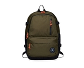 CONVERSE-STRAIGHT EDGE BACKPACK 墨綠後背包-NO.10017952-A05