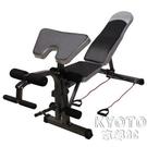 多功能啞鈴凳仰臥起坐板飛鳥凳腹肌板家用健身椅二頭肌板背闊肌 快速出貨