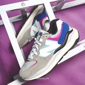 NEW BALANCE 休閒鞋 5740 灰 寶藍 IU/呆寶靜 代言款 復古鞋 男女 (布魯克林) M5740DD1