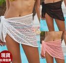 得來福泳裙,V467披裙鏤空網狀泳裙可搭泳衣比基尼正品,售價490元
