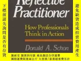 二手書博民逛書店The罕見Reflective PractitionerY255562 Donald A. Schon Bas