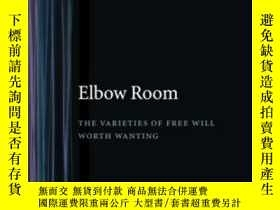 二手書博民逛書店Elbow罕見Room PY364682 Daniel C. Dennett Oxford 出版1985