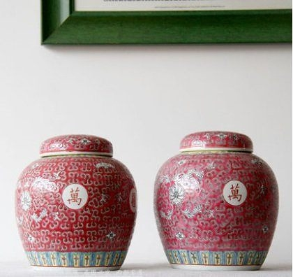 陶瓷罐容量大的儲物罐