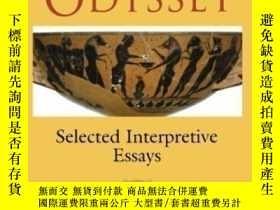 二手書博民逛書店Reading罕見The Odyssey 1995年出版;作者R