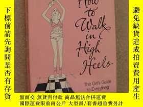 二手書博民逛書店Camilla罕見Morton:How to Walk in H