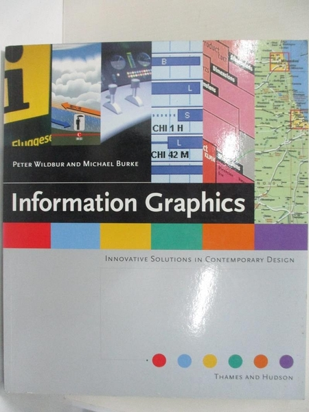 【書寶二手書T1/建築_J8I】Information graphics : innovative solutions in…