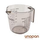 《UNOPAN》計量杯(600cc)/AS塑膠/烘焙料理專用/UN31003