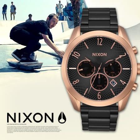 【人文行旅】NIXON   A366-2481 The Bullet Chrono 計時碼錶