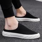 2021夏季新款涼拖鞋男外穿潮流透氣男士包頭懶人鞋一腳蹬半拖鞋子 3C優購