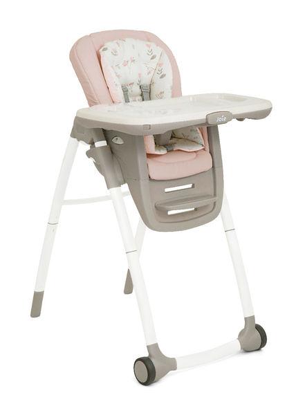 【愛吾兒】奇哥 Joie multiply™ 6in1 成長型多用途餐椅-粉色(JBE81800P)【預計9月中旬到貨】
