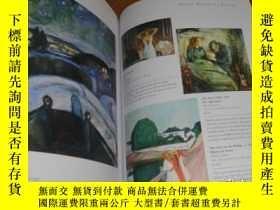 二手書博民逛書店2手英文罕見Munch: At the Munch Museum