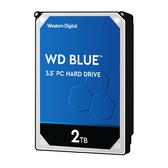WD威騰 WD20EZAZ 藍標 2TB 3.5吋桌上型硬碟