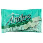 安迪士Andes巧克力薄片-雙薄荷口味165g【愛買】