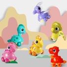 *幼之圓*超夯熱銷匯樂恐龍~萬向玩具~觸摸會發出恐龍音效~很有趣喔