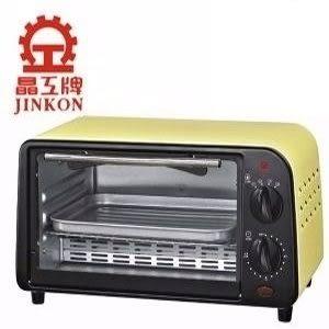 【居家cheaper】《免運費》♥晶工牌♥9公升♥炫彩黃小烤箱♥JK-609♥