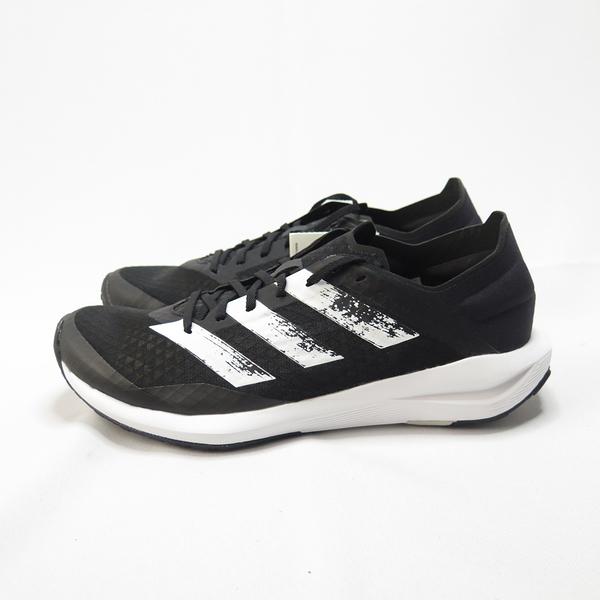 ADIDAS RAPIDAFAITO SUM 慢跑鞋 刷漆設計 EG0518 透氣 女款 黑【iSport愛運動】