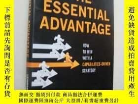 二手書博民逛書店The罕見Essential Advantage: How to