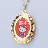 【震撼精品百貨】Hello Kitty 凱蒂貓~三麗鷗懷舊項鍊-KITTY#45732