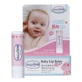 貝恩 BAAN 嬰兒修護唇膏(草莓) 99元 (有效日期2021/9月)