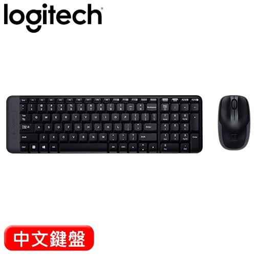 Logitech 羅技 超薄無線鍵鼠組