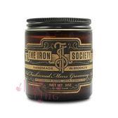 美國 The Iron Society original hold 鋼鐵幫 經典油性髮油 3oz《小婷子》