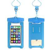 雙十二狂歡購手機防水袋潛水套觸屏 通用vivo蘋果華為oppo密封多重防水臂包 熊貓本