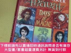 二手書博民逛書店Abarat:罕見Days of Magic Nights of WarY10206 Clive Barker