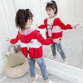 女童外套兒童皮膚衣潮童裝2019新款夏季女孩連帽輕薄空調衫防曬服-Ifashion