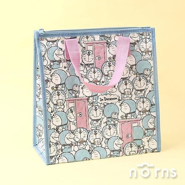 日貨Skater保冷手提袋FBC1哆啦A夢- Norns 日本進口 保冷袋 便當袋 保溫袋 Doraemon