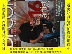 二手書博民逛書店DECOR罕見MAGAZINE 2007年12月 裝飾雜誌 THE ART & FRAMING BUSINESS