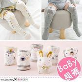 兒童卡通田園動物造型長筒襪 長襪