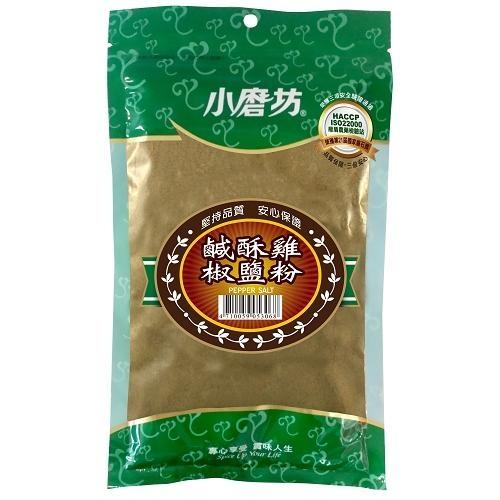 小磨坊鹹酥雞椒鹽粉300G/包【愛買】