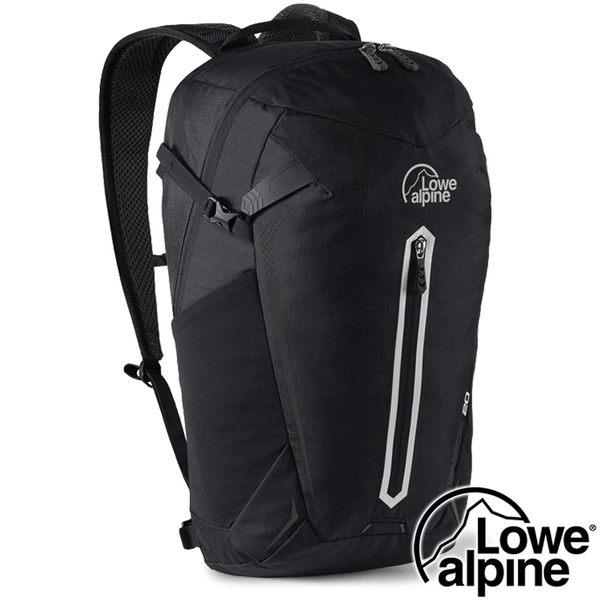 【英國 LOWE ALPINE】Tensor 20 休閒背包 20L『黑』FDP-80 登山.露營.戶外.旅行.旅遊.自助旅行.後背包